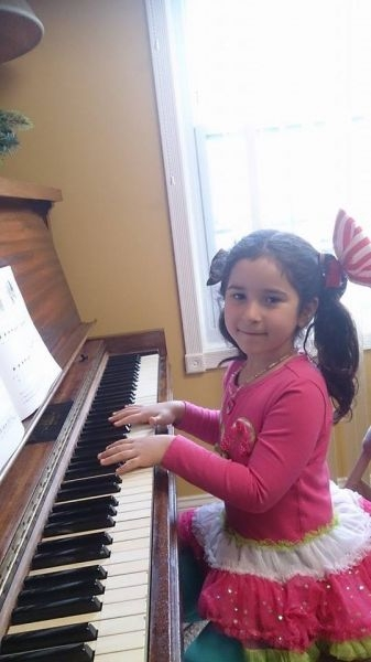 Piano Lesson for Beginners