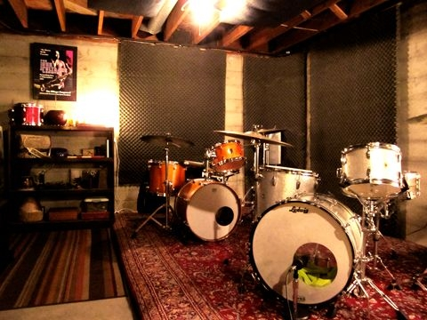 My Studio, located in the Central District area of Seattle 1/4 mile from I5 and I 90.