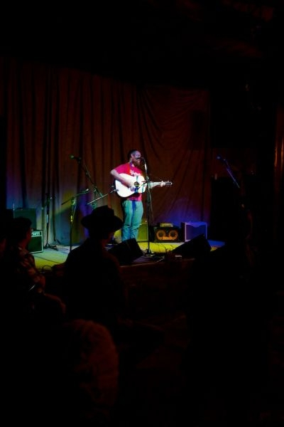 Live Solo Performance @ Brick & Mortar Music Hall in San Francisco
