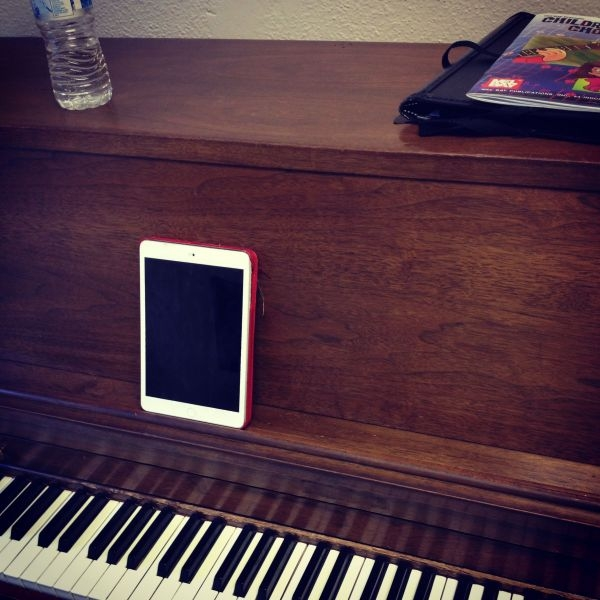 Piano and 21st Century Technology.