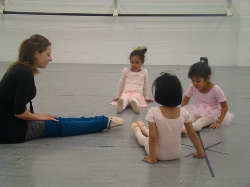 Pre-Ballet/Creative Movement 3 year olds
