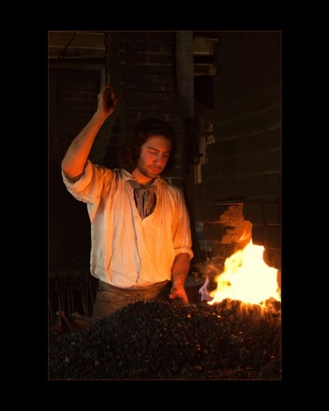 The Blacksmith © JDP Photography