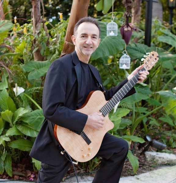 Playing for a wedding in Delray Beach on 3/22/14