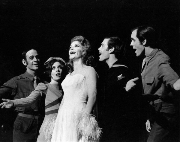 """""""Different Times""""  Mary B Phillips & Origional Broadway Company"""