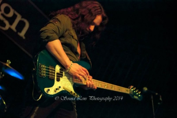 Bass Solo in Los Angeles 2014