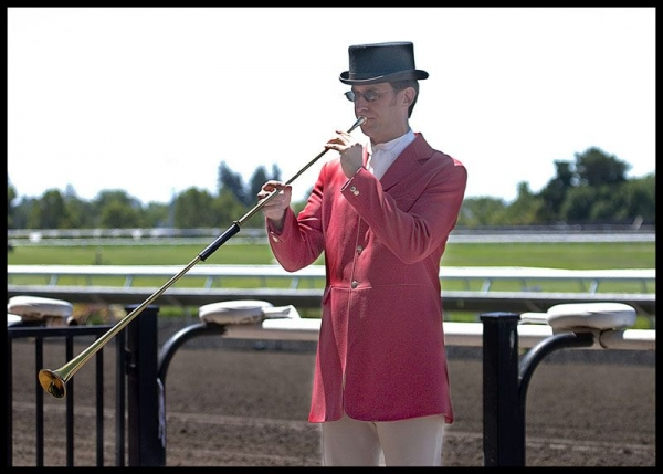 Racetrack Bugler on the Northern California Fair Circuit for 28 years
