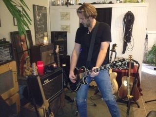 Recording at my Home Studio