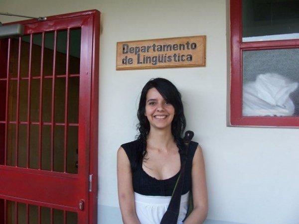 The day I presented my thesis! (2008)