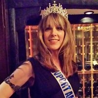 Instructor Patricia S. is Ms. Newport Beach Ambassador. Patricia coaches pageant contestants on songs and performance.