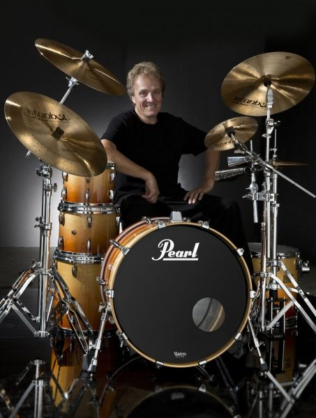 Pearl Drum Endorsement