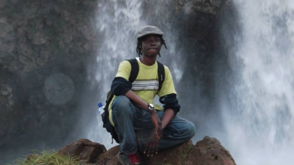 Travelling the world- Bahir Dar waterfalls, Ethiopia