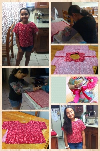 Everyone can learn how to sew!