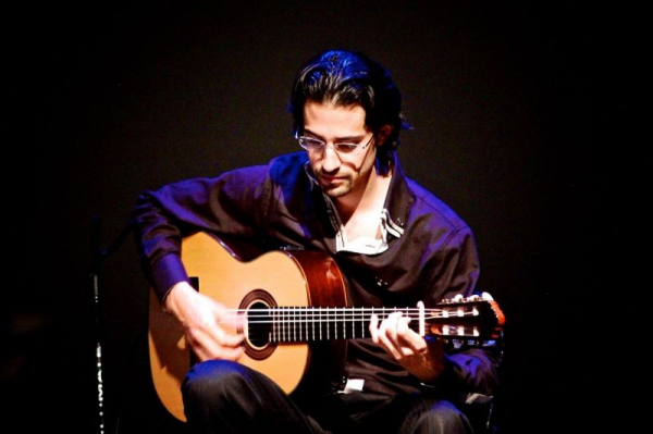 © 2014 Diego Alonso Music. @ City Winery Chicago