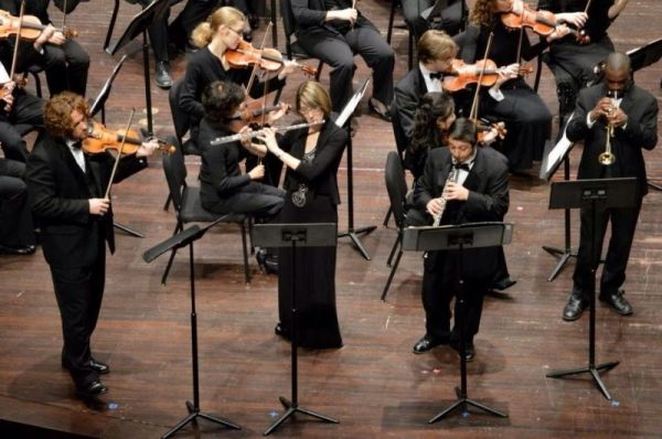 Bach's Brandenburg Concerto 2 with the South Dakota Symphony