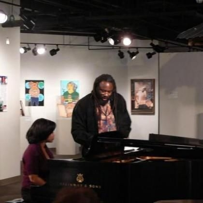Masterclass with Awadagin Pratt, Concert Pianist.