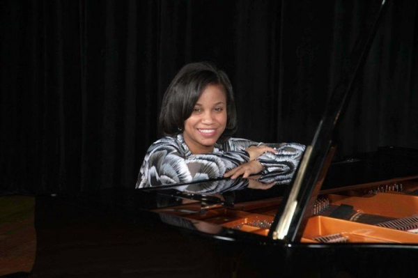 Senior Recital Photo