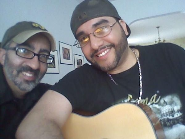 Jorge is one of my great student that came to me not knowing one chord but now knows many!