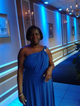 Attending a former student's wedding.