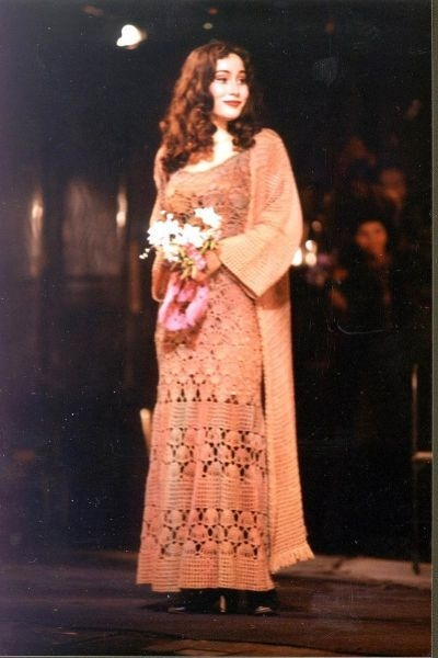 Mimi in La Boheme Stanislavskyi and Nemirovich-Danchenko Opera Theater Moscow 1999