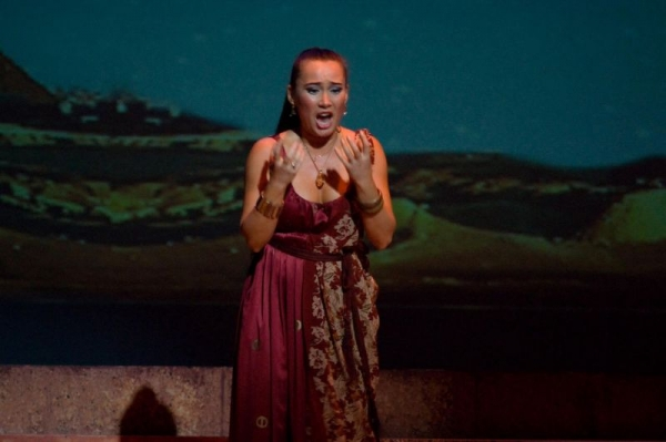 Aida San Francisco Lyric Opera