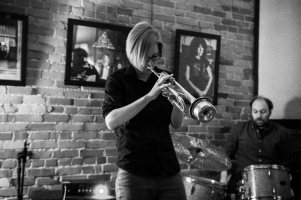 Gateway Jazz Quintet at Blank Space