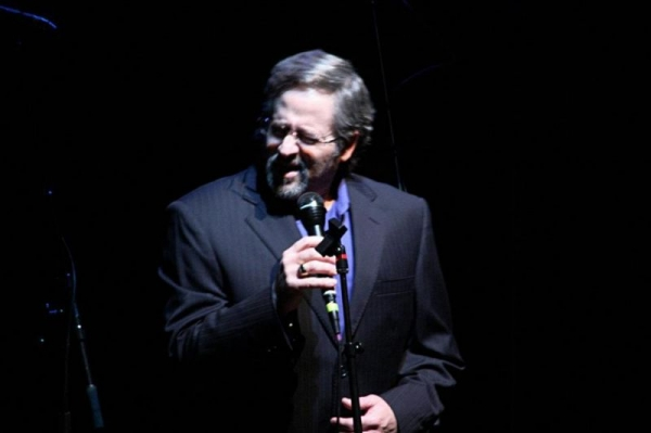 Singing Jazz at the Kessler Theater in Dallas, Texas with The New Collection. 2012