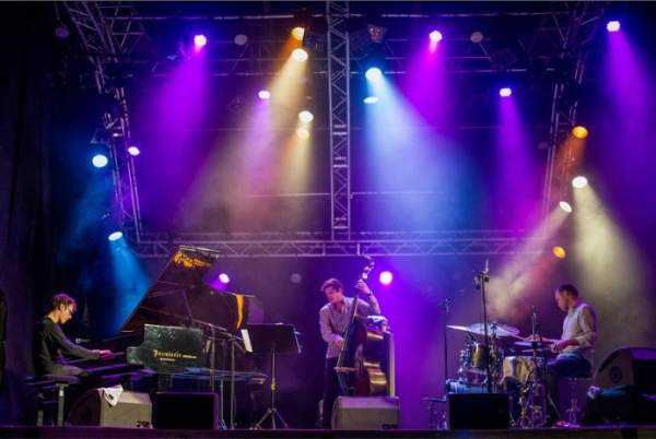 live in Auvernier Jazz Festival, Switzerland