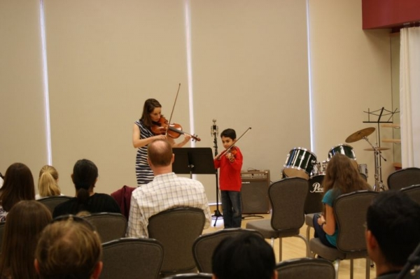 Annual Studio Recital May 2014