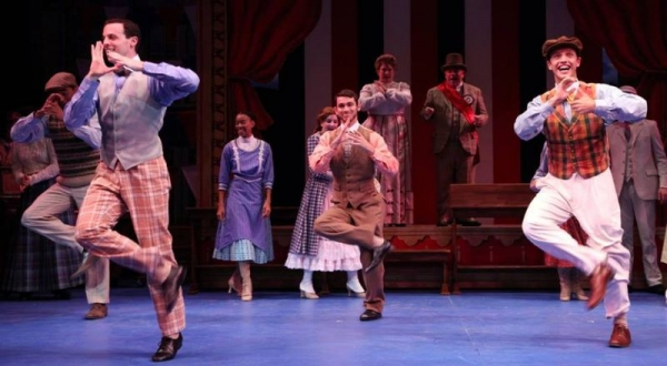 The Music Man at Connecticut Repertory Theatre