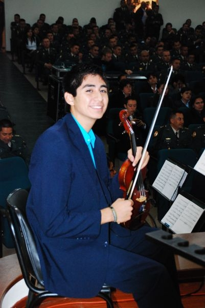 Concert for the National Colombian Army.