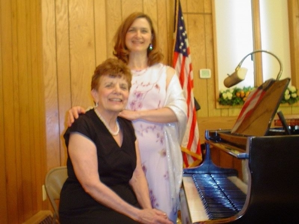 Voice Recital, 2008