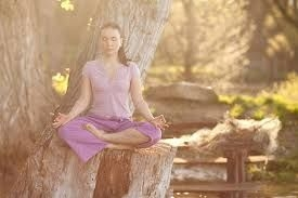 Meditation in the morning and at night is a great source of healing