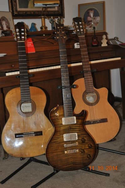Classical/Flamenco Guitars/ PRS