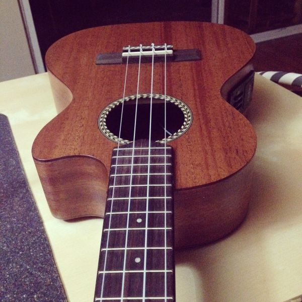 Cordoba Acoustic Electric Tenor Ukulele!