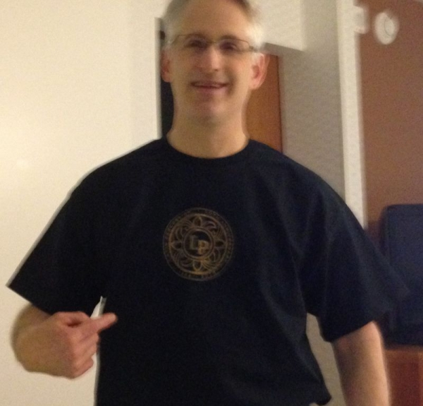 New shirt from PASiC Convention 