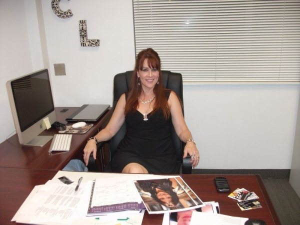 In my office when I was located in Tysons Corner, VA with 24/7Models and Talent