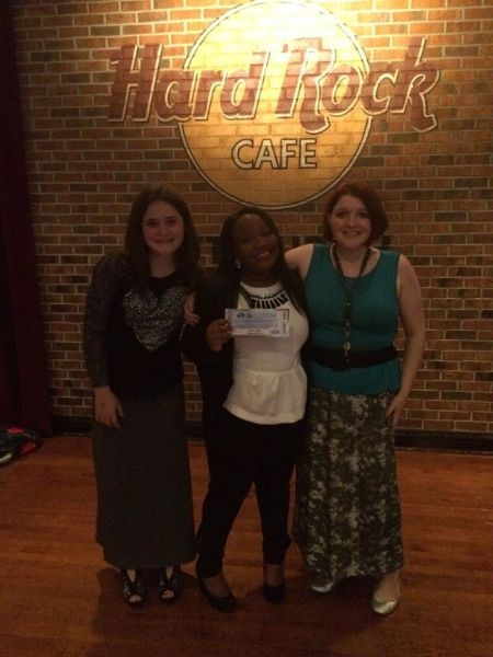 Imani Golden Ticket winner  American Idol here we come!