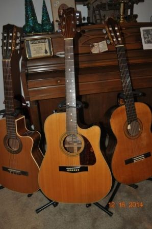 Fingerpicking Weapons...
