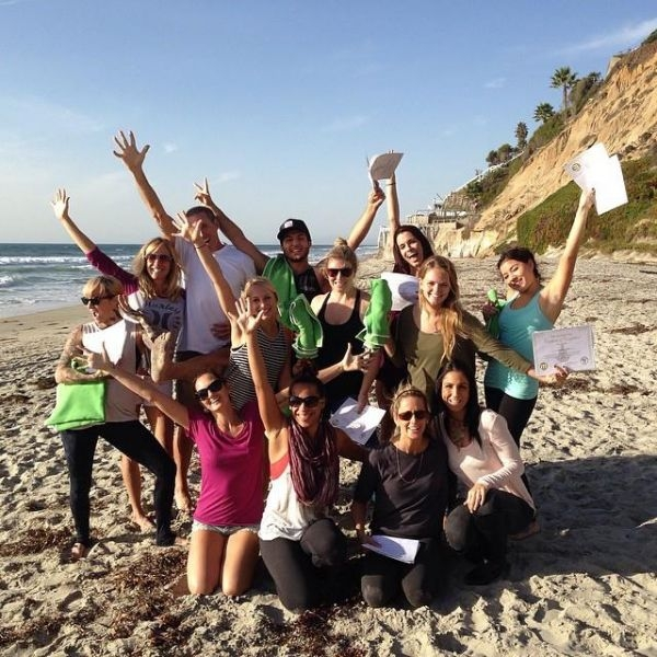 Love my Mantra Yoga Teacher Trainee Fam!