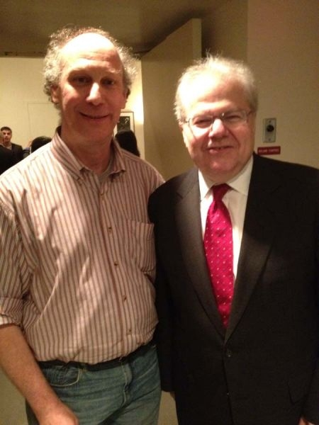 With Emanuel Ax