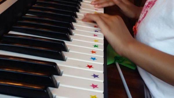 Children piano lessons available starting as early as age 3!