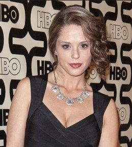 Chelsea C. arrives at the 2013 HBO Golden Globe After Party