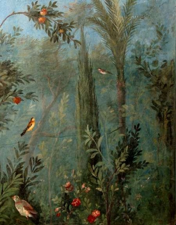 The Italian love of nature captured 2,000 years ago on a fresco