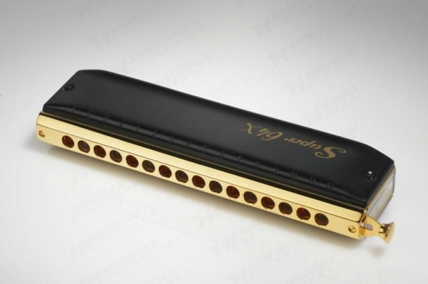 Chromatic harmonica lessons