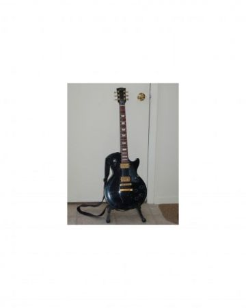 Gibson Les Paul Studio Ebony Edition