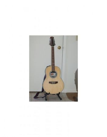 Stagg 12 string electro acoustic