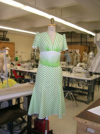 Final project (Draping I at FIT)
