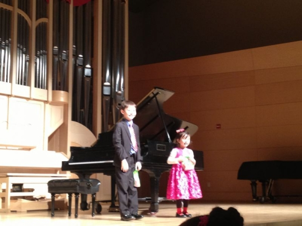 Student Recital at UNLV