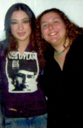 backstage w/ Michelle Branch