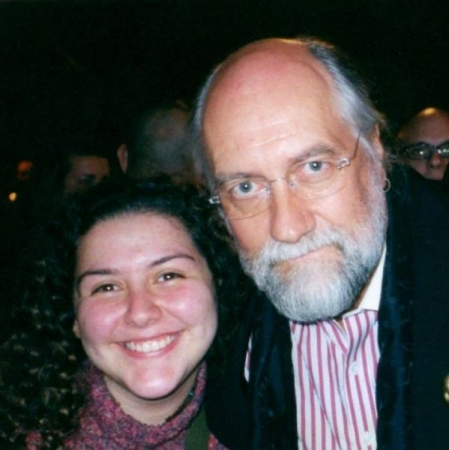 Francesca and Mick Fleetwood